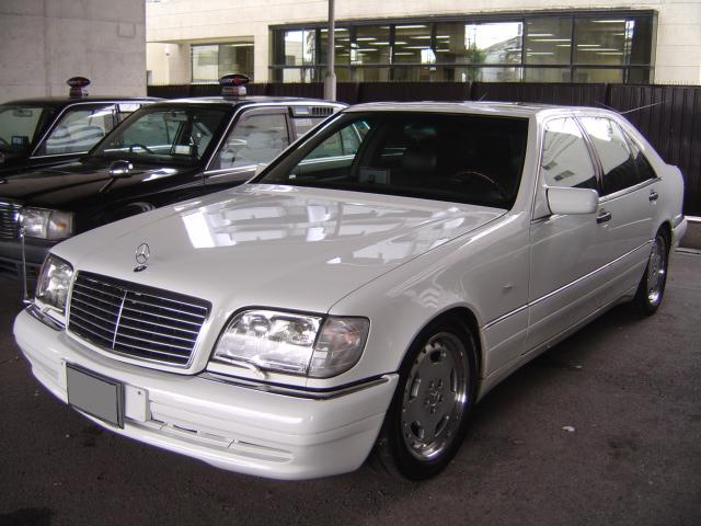 メルセデスベンツ S600